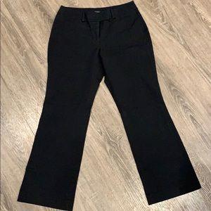 Ann Taylor Petite Black Pants